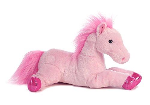 Aurora World Flopsie Horse/Perfect In Pink Plush