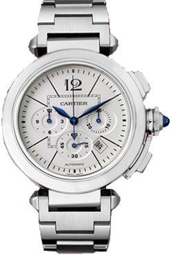 Cartier Pasha 42Mm Mens Watch W31085M7