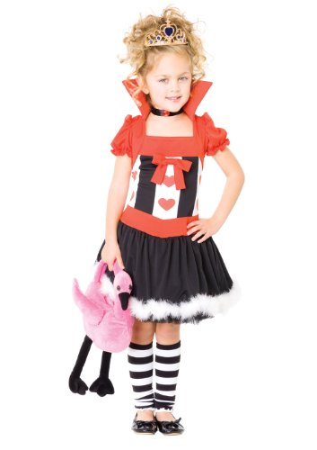Child Queen of Hearts Costume By Leg Avenue Mommy & Me Collection 48108