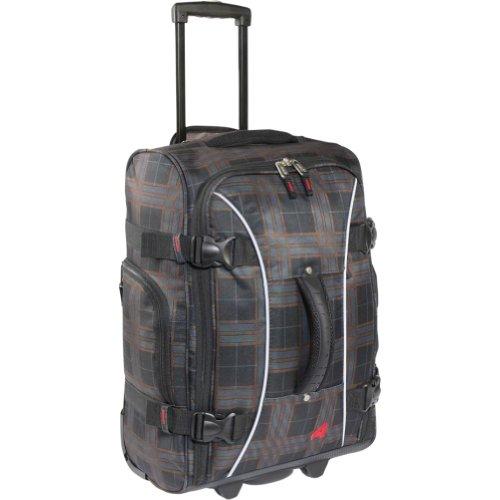 Athalon Luggage  Inch Hybrid Travelers Bag