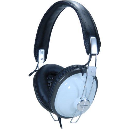 Brand New Panasonic Blue Retro-Style Monitor Headphones
