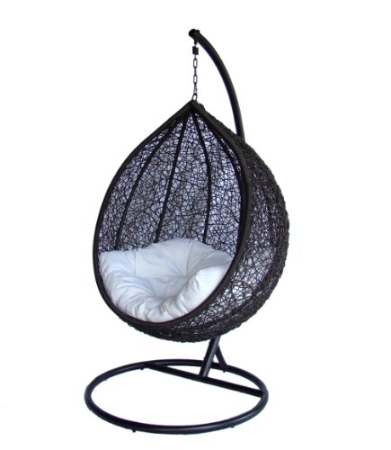 Ceri - Outdoor Swing Chair/Great Hammocks Model - DL003-BK photo