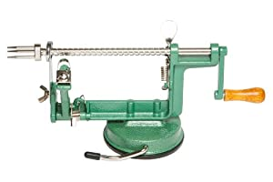 Apple Peeler, Slicer, and Corer By SC Lifestyle: Apple Orchard Quality by SC Lifestyle