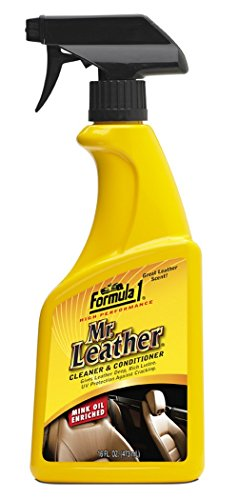 Formula 1 Mr.Leather Spray Cleaner and Conditioner (473 ml)