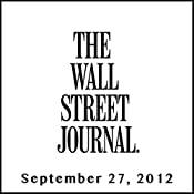 The Morning Read from The Wall Street Journal, September 27, 2012 | [The Wall Street Journal]