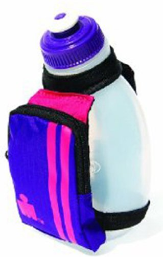 FuelBelt FuelBelt Ironman Collection Sprint Palm Holder, Pink/Purple, One Size