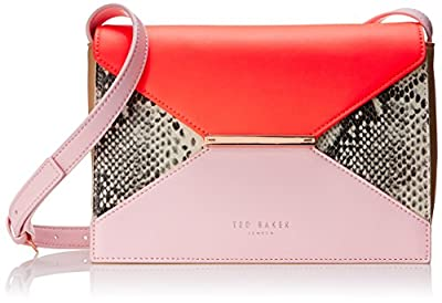 Ted Baker Tuileyy Texture Colour Block Cross Body Bag