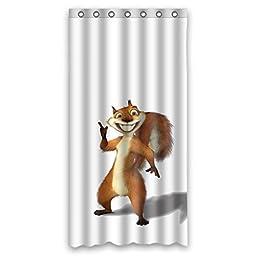 Custom Waterproof Bathroom Shower Curtain 36\