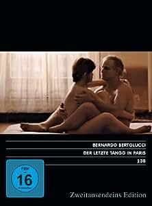 Der letzte Tango in Paris. Zweitausendeins Edition Film 238