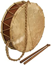 EMS Tabor Drum 14quot with Sticks Package Of 2