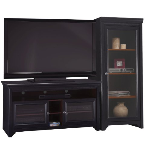 Bush Furniture Stanford TV Stand and Audio Cabinet (Bush Stanford compare prices)