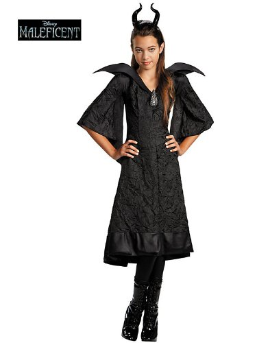 Maleficent Christening Gown Kids Costume