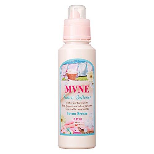 MVNE(ミューネ) 柔軟剤 シャボンブリーズ 500ml