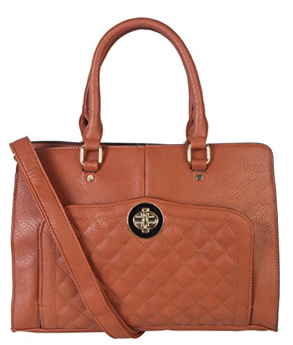 rimen-co-fashion-structured-pu-leather-handbag-with-turn-lock-closure-my-2683-brown