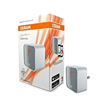 SYLVANIA LIGHTIFY by Osram - Wireless Gateway / Hub / Bridge between Smart Home Devices using Zigbee New version, works with Alexa and Nest