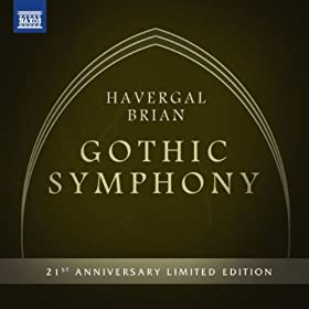 Symphony No. 1 in D minor, &quot;The Gothic&quot;: Part 1: III. Vivace: section 4