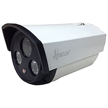Hawks Eye B31-0280-C3 800TVL IR Dome CCTV Camera