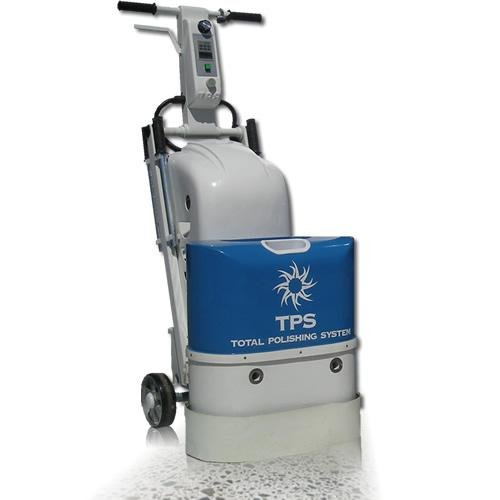 TPSX1: Total Polishing Systems X1 20 inch variable speed 5 horse power diamond concrete floor grinder, 220 volt
