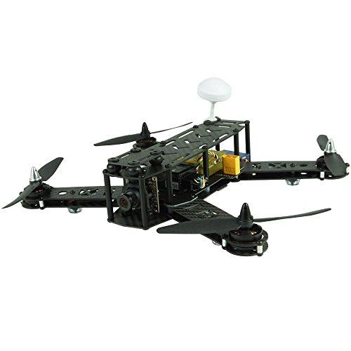ARRIS X-Speed FPV 250 Racer Mini Drone Pure Carbon Fiber RC Quadcopter