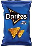 Doritos Tortilla Chips, Cool Ranch, 11 Ounce (Pack of 4)
