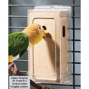 Cheap Brand New, Caitec Foraging System Small Starter Kit 10 Day Plus Holder (Sale Caitec Bird Toys – Foraging Toys) (MSS020-00662-RR|1)