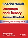 41Qt62uW%2BkL. SL160 Special Needs Language and Literacy Assessment Handbook