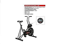 Aurion Exercise Bike 201 (Black)