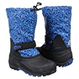 Kamik Waterbug 6 Cold Weather Boot (Toddler/Little Kid/Big Kid),Light Navy,8 M US Toddler