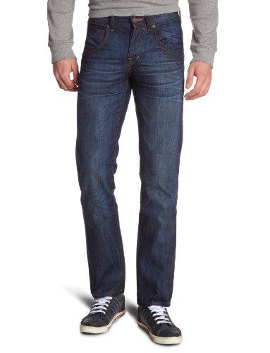 Wrangler Crank B Straight Men's Jeans Bullet W34 INxL34 IN