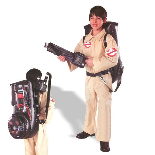 Rubies Costume Co 17799 Ghostbuster Child Costume Size Medium- Boys 8-10