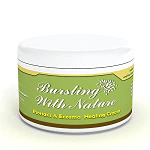 Psoriasis, Eczema, Dermatitis & Acne Cream - FREE Fact Sheet & Recipes - Used On Psoriasis Incl. Plaque & Scalp - Eczema & Baby Eczema - Dermatitis Seborrheic, Atopic & Contact - Noncomedogenic - 100% Natural, Raw, Unrefined Organic African Shea Butter - Extra Thick Moisturizer Treatment - Chemical, Steroid, Paraben & Cruelty Free - Vegan Friendly - Hypoallergenic - Create DIY Lotion, Soap or Body Butter - Bursting With Nature Money Back Guarantee - Minimum Packaging For Less Polluting