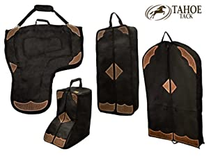 Buy Tahoe Tack Durango Horse Western Tack Carry Bags 4 Item Set by Tahoe Tack