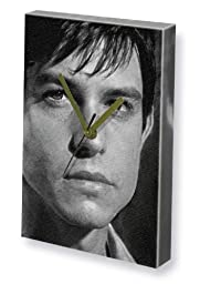 JASON BEHR - Canvas Clock (LARGE A3 - Signed by the Artist) #js001