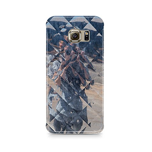 Motivatebox - Photography via several mirrors Samsung S6 Edge Plus cover- Matte Polycarbonate 3D Hard case Mobile Cell Phone Protective BACK CASE COVER. Hard Shockproof Scratch-Proof Accessories
