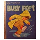 img - for Busy Feet (Happy Day Book) book / textbook / text book
