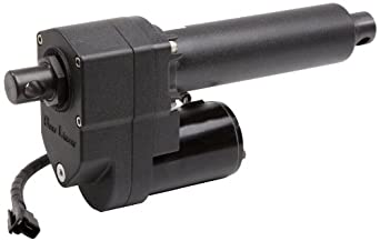 "Warner Linear K2xG05-12v-06 B-Track K2 6"" Stroke Length Rugged Duty Actuator"