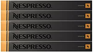 50 Nespresso Capsules Livanto Coffee NEW