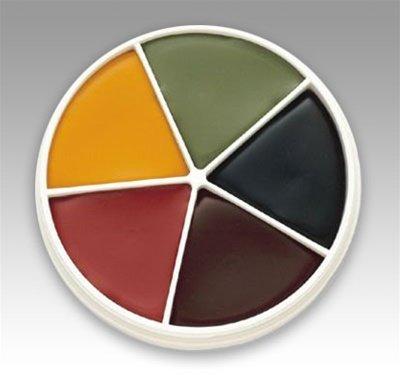 Mehron Bruise Wheel 505B
