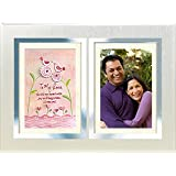 I Love You Gift - Valentine's Day Photo Frame with Love Message