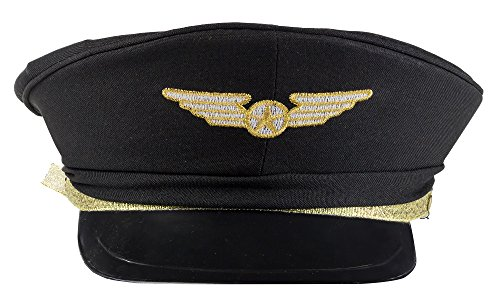 Airline Pilot Hat Child Costume Accessory