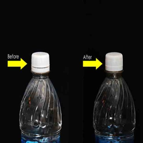 Sneak Alcohol Caps Reseal Your Water Bottle Perfectly