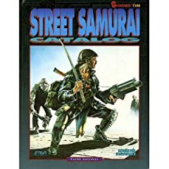 Street Samurai Catalog Shadowrun 7104 by Tom Dowd
