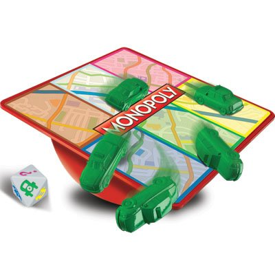 Parker Brothers Games Monopoly Free Parking Mini Game