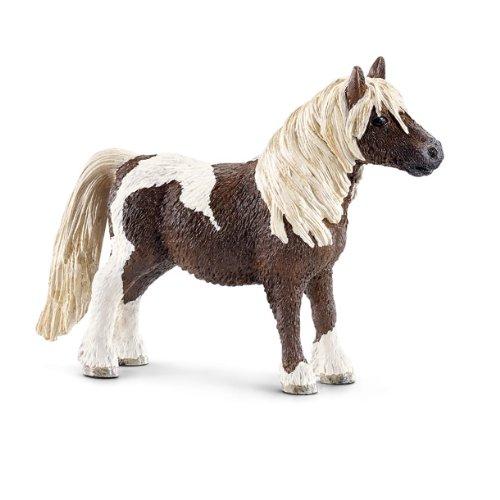 Schleich Shetland Pony Gelding Toy Figure - 1