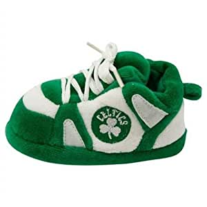 Boston Celtics Baby Shoes Infant Slippers