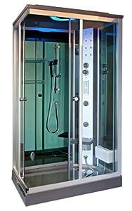 Box doccia idromassaggio Krystal 120x80