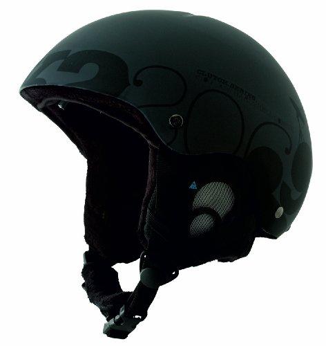 K2 Helm CLUTCH PRO, black, M / 55-59cm