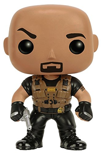 Pop! Movies: Fast And Furious - Luke Hobbs Figura