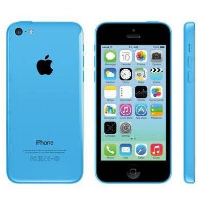 Apple iPhone5C 16GB A1529 [Blue,海外版 SIMフリー]
