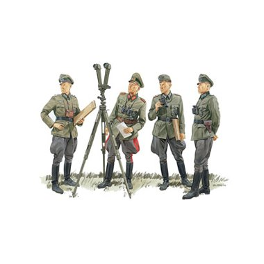 Buy Low Price Dragon Models German Command Staff Dragon Figure (B000BROCWE)
